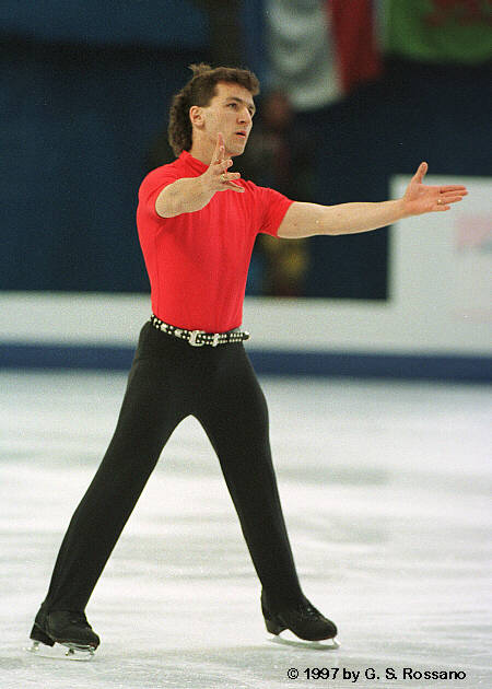 Elvis Stojko 1997 World Exhibitions